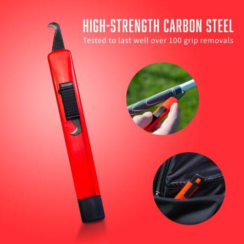 Utility Hook Blade DIY Knife, Golf Club Grip Regrip Remover Tool Kit Accessory