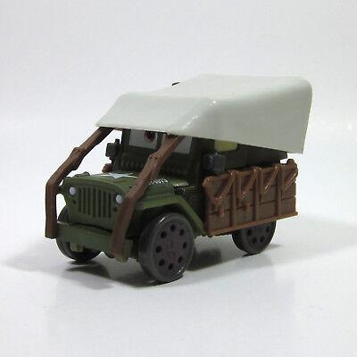 Mattel Disney Pixar Cars Stanley Days Sarge 1:55 Diecast Toy Vehicle Loose New - Spongebob Halloween Day Games