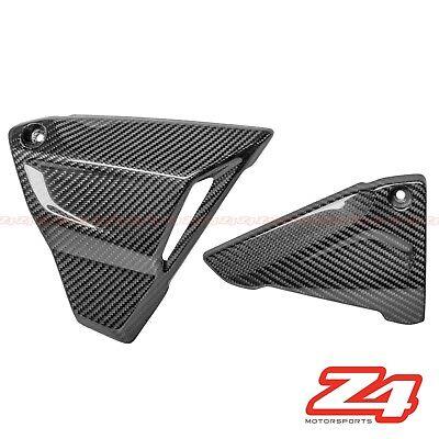 2013-2018 BMW R1200GS Front Air Duct Intake Ram Guard Fairing Cowl Carbon Fiber