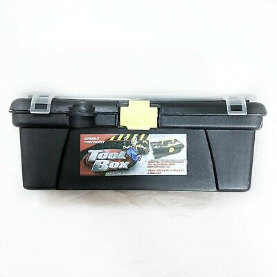 Small Plastic Tool Box Organizer Fishing Tackle Art Supplies