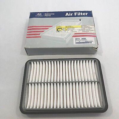 HYUNDAI GENUINE OEM 01-06 Santa Fe Engine-Air Filter 2811326000