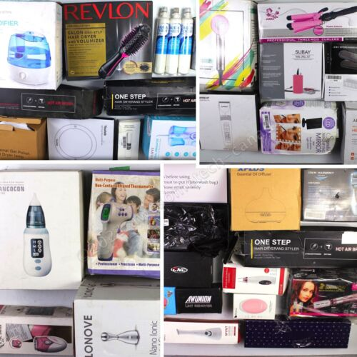 HUGE Wholesale Lot of Health, Beauty & Home Products, 35 items, $1000 MSRP
