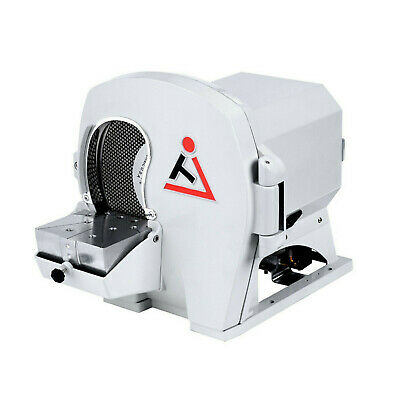 500w Dental Wet Model Trimmer Machine Abrasive Disc Wheel Plaster Polish Machine