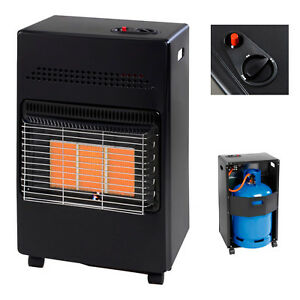calor gas fire portable heaters ebay. Black Bedroom Furniture Sets. Home Design Ideas