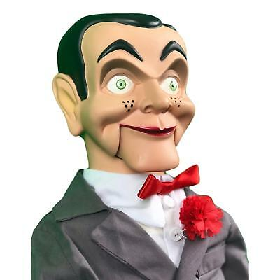 Upgraded Slappy From Goosebumps Ventriloquist Dummy Doll - BONUS BUNDLE!