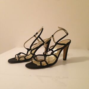 Ladies Quality Dress Shoes, Leather+Wedding Style Size 8 -9 1/2