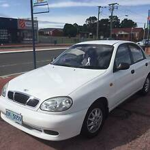 2000 Daewoo Lanos great first car! George Town George Town Area Preview