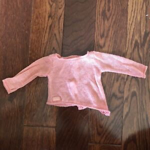 """American Girl """"Isabelle's Coral Sweater"""""""