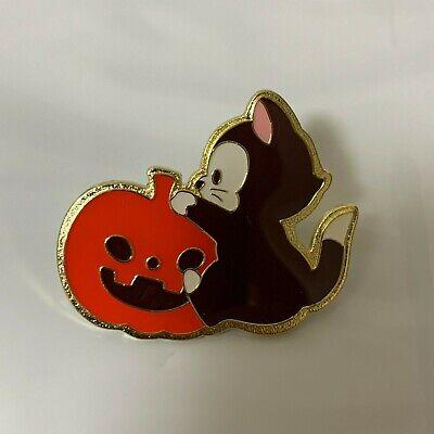 Tokyo Disney Resort Game Prize Pin TDS Halloween 2018 Figaro Pumpkin](Pumpkins Halloween Game)