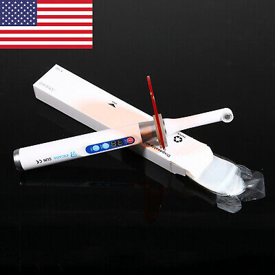 Usa Dental Wireless I Led 1 Second Curing Light Lamp 2300 Mwcm2 Fit Woodpecker