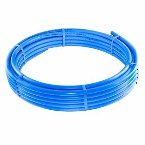 Polypipe 20mm 25mm 32mm X 25 50 And 100m Coils Blue Mdpe