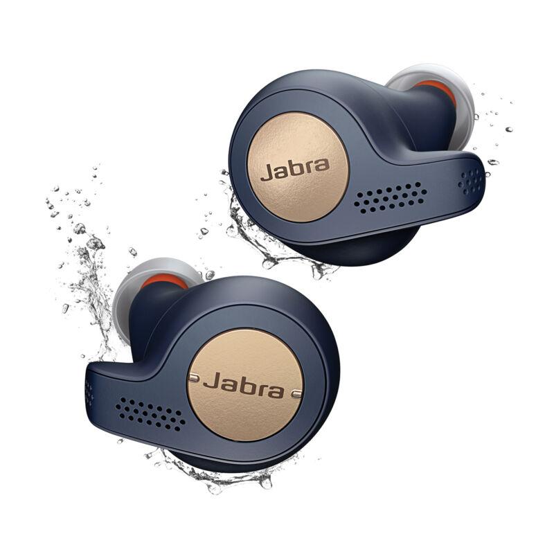 Jabra Elite Active 65t True Wireless Earbuds (Certified Refurbished)