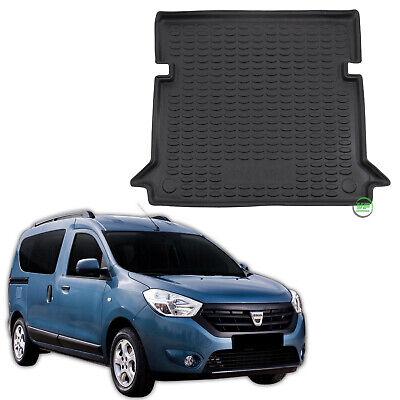 Kofferraumwanne mit Antirutsch für Dacia Dokker Van 2012-5-Sitzer