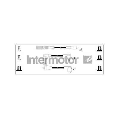 Genuine Intermotor Ignition Cable Kit - 73174