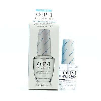 - OPI Nail Polish Lacquer Plumping Volumizing NT T36 Top Coat 15ml/0.5fl.oz