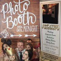 Photobooth Kingston and area