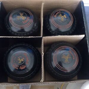 Set of Redline SR Henselite lawn bowls. $70 Mascot Rockdale Area Preview