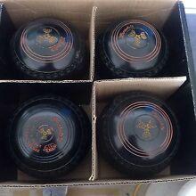 Set of Redline SR Taylor lawn bowls. $120 Mascot Rockdale Area Preview