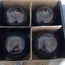 Set of Redline SR Henselite lawn bowls. $70 Mascot Rockdale Area Preview