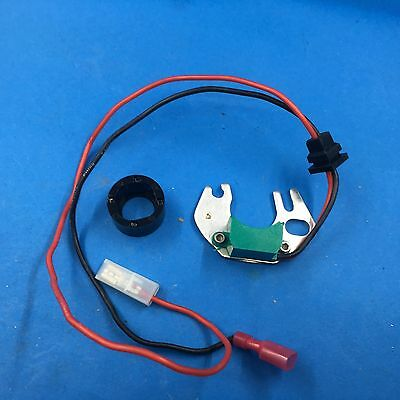 Electronic Ignition Conversion Kit Replaces Points in 4-cyl Hitachi Distributor