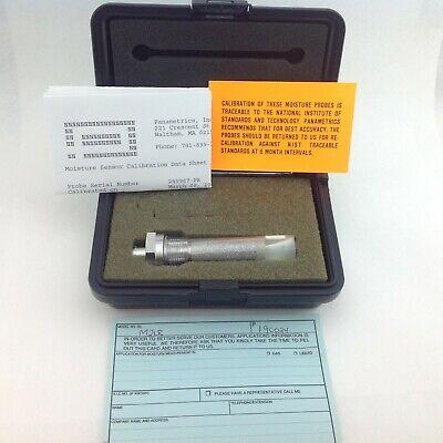Panametrics M2lr Moisture Sensor With Hard Case