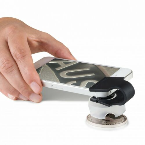 Lighthouse Phone Scope Clip-On Magnifier For Smartphones - Phonescope