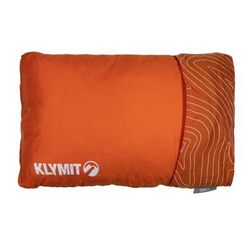 KLYMIT Drift Camping Travel Pillow Shredded Memory Foam - Factory Refurbished
