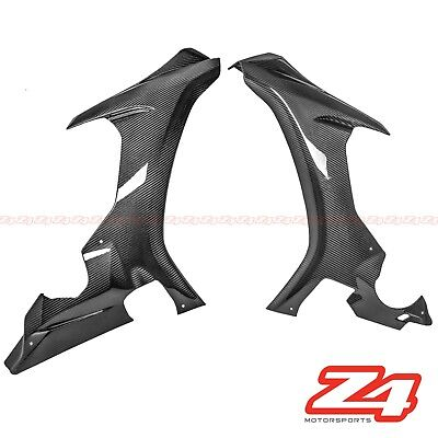 2015-2019 R1 R1S Large Front Side Panel Radiator Cover Fairing Cowl Carbon Fiber