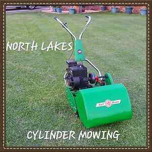 NORTH LAKES, GREEN VALVET - PREMIUM CYLINDER LAWN MOWING SERVICE. North Lakes Pine Rivers Area Preview