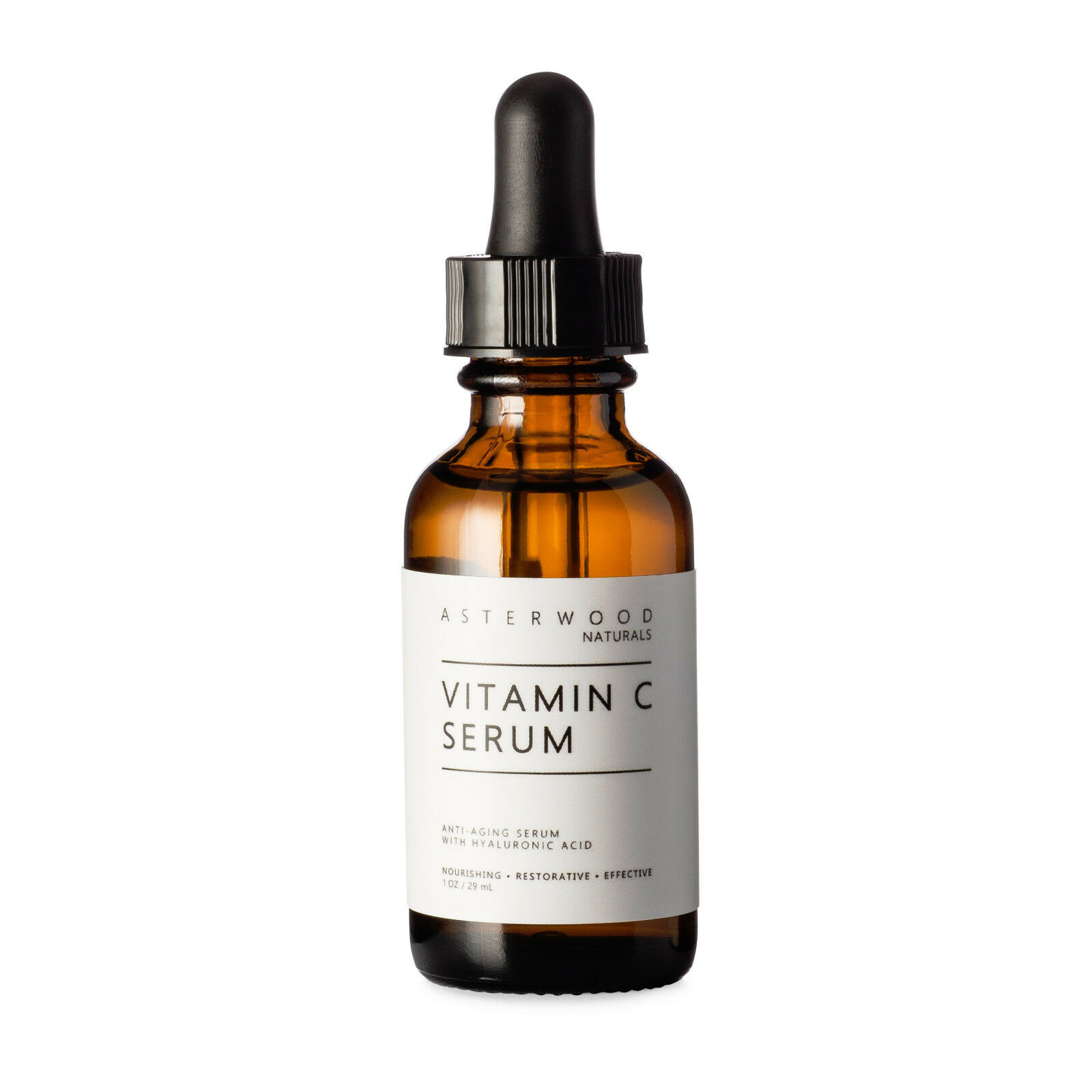 La vitamine C MAP sérum w - Acide Hyaluronique organique Visage Asterwood Naturals 1 oz