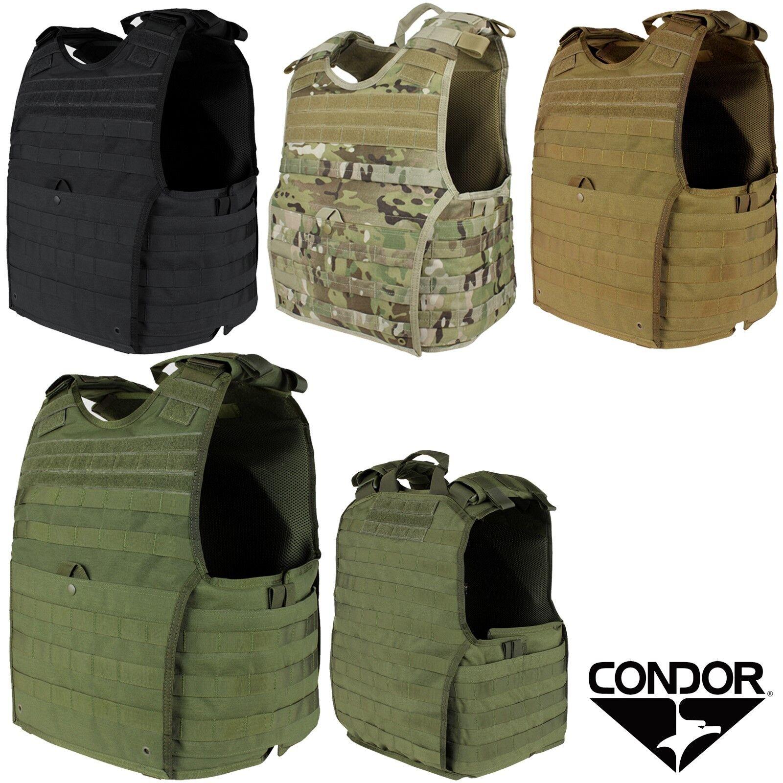 Condor Tactical Modular MOLLE BALCS SPEAR Soft Armor Exo Plate Carrier Gen  II fcc2fd035d56