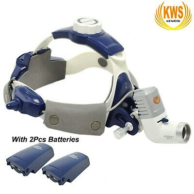 5w Dental Surgical Medical Led Head Light Kd-202a-7new Headband Type