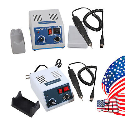 Dental Lab Marathon Micromotor Polishing N3n4 W 35k Rpm Electric Handpiece Usa