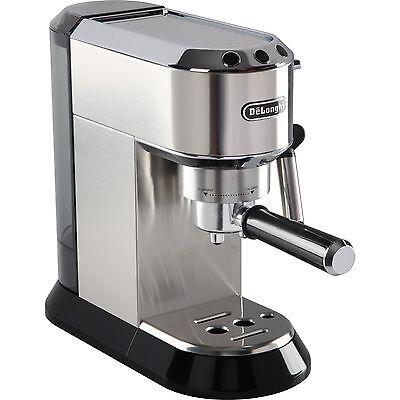 DeLonghi Espresso-Siebträger EC 680.M, Espressomaschine, silber