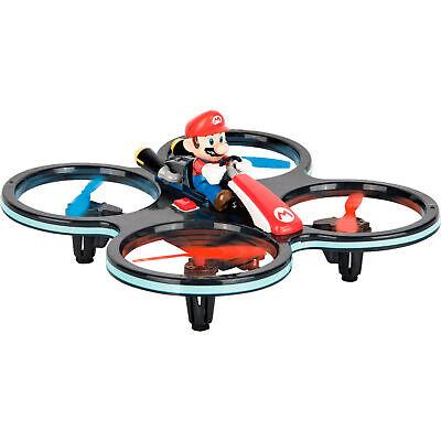 Carrera RC Mini Mario-Copter, Drohne, rot