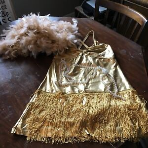 """GREAT GATSBY"" style Jazz Dance Costume"