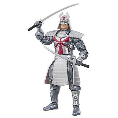 "Marvel Legends Retro Series: X-Men Silver Samurai 6"" Action Figure - 80th Anniv."