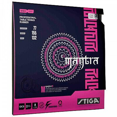 Belag Stiga Mantra M, schwarz, 1,9mm, originalverpackt, neuwertig online kaufen