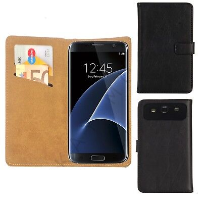 Nano Flip Handy Smartphone Tasche Hülle Case Cover Für Samsung Galaxy Mega 2- XL (Handy Cover Galaxy Mega 2)