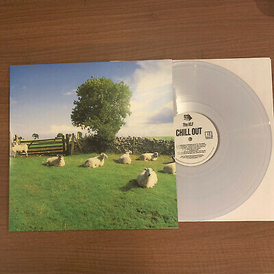 THE KLF CHILL OUT Clear Vinyl LP REISSUE UK KLF COMMUNICATION