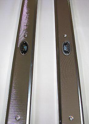 2 Door Hardtop Convertible - 1965-1970 Full Size GM 2 Door Hardtop & Convertible Door Sill Plates