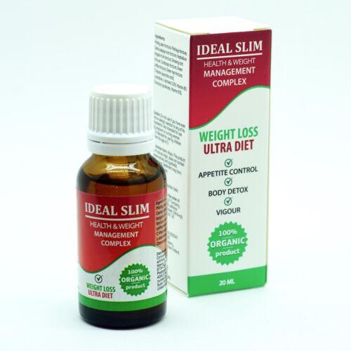 IDEAL SLIM - Complesso per la gestione della salute e del peso 20 ml ORIGINAL