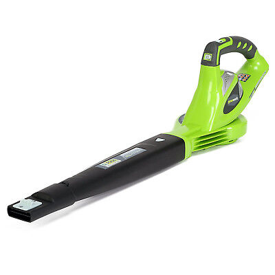 Blower Tool - Handheld Cordless Leaf Blower Tool Only G-MAX 40V 150 MPH Variable Speed Lawn