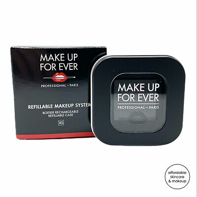 NEW Makeup Forever MUFE Refillable Makeup System Palette XS