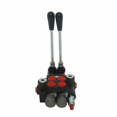 Intbuying 2 Spool 25 Gpm Prince Double Acting Hydraulic Valve