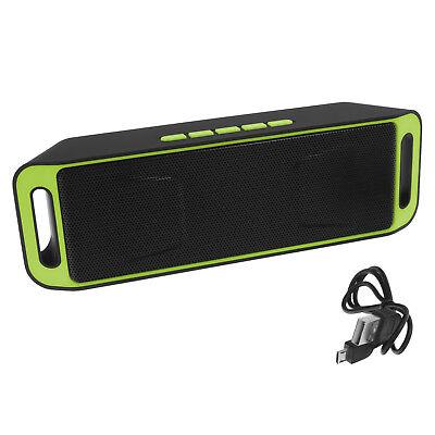 Portable Mini Bluetooth Lautsprecher Sound Box USB für Handy Smartphone Tablet