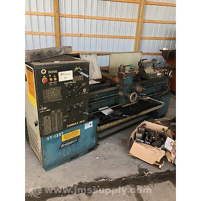 Bridgeport Romi Tormax 20-8 Geared Head Engine Lathe Usip