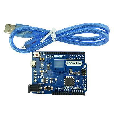 Leonardo R3 Pro Micro Atmega32u4 Board Arduino Compatible Ide Usb Cable M