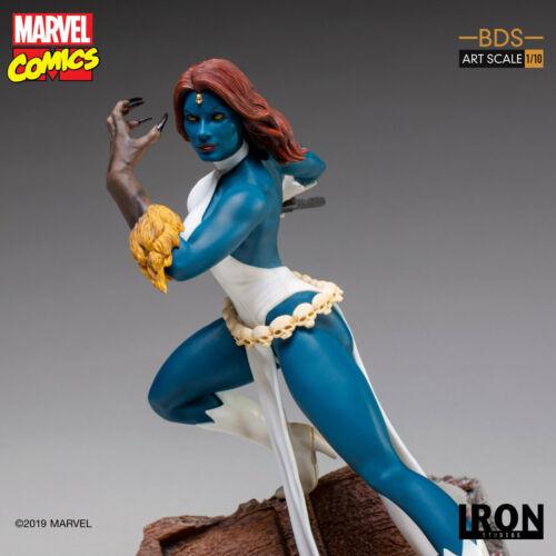 Iron Studios Mystique BDS Art Scale 1/10 - Marvel Comics Series 5 - Very rare!