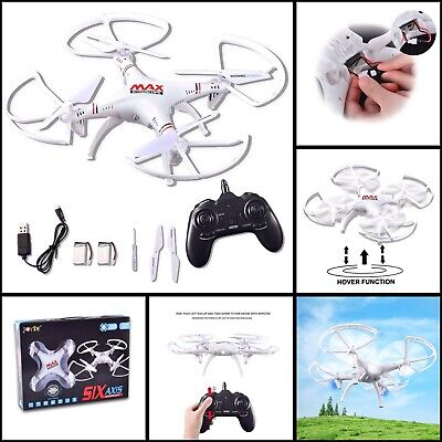Joyin RC Helicopter Drone Quadcopter 2.4 GHZ 6-Axis Gyro 4 Channels